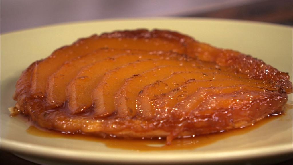 Tarte tatin aux mangues caram lis es au citron vert petits plats en equilibre mytf1 - Petits plats en equilibre tf1 ...