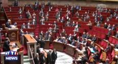 Crash d'un F-16 : une minute de silence respectée à l'Assemblée pour les soldats français