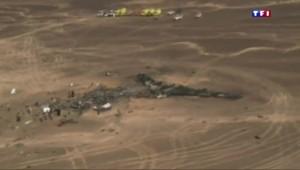 Crash dans le désert du Sinaï : la piste de l'attentat privilégiée, deux pistes possibles