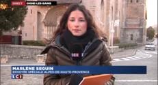 Crash de l'A320 : une cérémonie religieuse à Digne-les-Bains