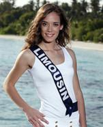 Miss Limousin 2010 - Nelly Valentin - Election candidate Miss France 2011- © SIPA - Interdit à toute reproduction, téléchargement ou stockage