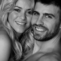 Shakira et Gérard Piqué posent pour l'UNICEF