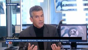 "V.Hugeux : ""On est dans une revendication séparatiste"""