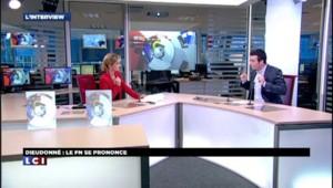 Valls joue les impresario de Dieudonné, estime Philippot (FN)
