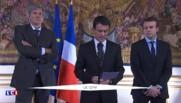 """Valls sur la crise agricole : """"Nous avons demandé aux grandes enseignes de prendre leurs responsabilités"""""""