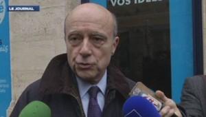 Alain Juppé, maire de Bordeaux, 13/01/2014