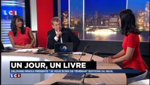"""Delphine Minoui : """"On assiste à une sorte de révolution invisible en Iran"""""""