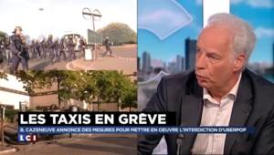 """Grève des taxis : """"Il faut arrêt l'application"""" UberPop, réclame l'Union nationale"""