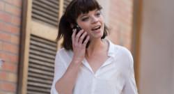 Juliette Roudet dans la série Profilage.