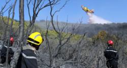 Les incendies en Corse