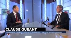 """Mis en cause par la justice, Guéant n'a """"pas l'intention de se retirer de la vie politique"""""""