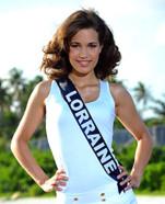 Miss Lorraine 2010 - Maëva Pax - Election candidate Miss France 2011- © SIPA - Interdit à toute reproduction, téléchargement ou stockage