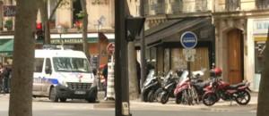 Opération policière à Paris : l'individu a été maîtrisé