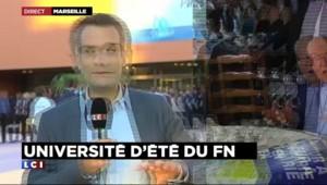 """Pour Florian Philippot et le FN, Jean-Marie Le Pen """"n'existe plus"""""""