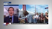 Université d'été du PS : Valls en première ligne