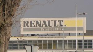 Usine Renault de Flins