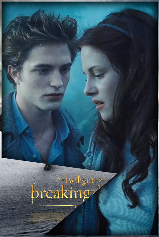 Affiche puzzle Twilight Chapitre 5 Partie 1