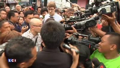 Deux Australiens condamnés à mort en Indonésie