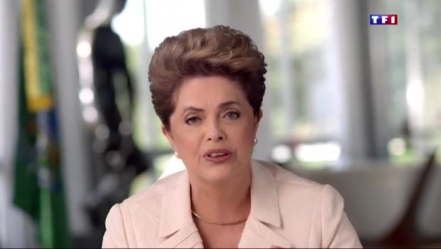 """Dilma Rousseff : """"Je n'ai jamais commis de crime de responsabilité"""""""