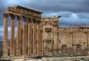 La cité antique de Palmyre.