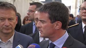Le 20 heures du 12 octobre 2014 : Budget 2015 : semaine tendue pour Manuel Valls - 1034.3648655395507