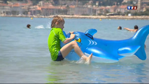 Le 20 heures du 5 juillet 2013 : Un d�t de vacances scolaires sous le soleil - 985.723565765381