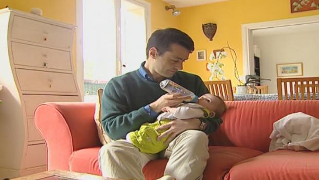 Le congé paternité en quelques chiffres clés (10/08)
