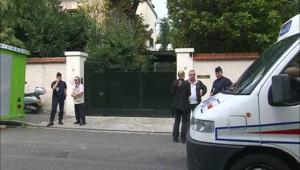 Le domicile de Liliane Bettencourt, à Neuilly-sur-Seine, le 26 juillet 2010.