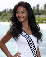 Miss Martinique 2010 - Anaïs Corosine - Election candidate Miss France 2011- © SIPA - Interdit à toute reproduction, téléchargement ou stockage