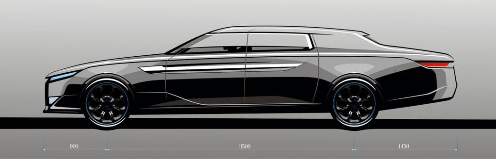 Projet limousine Volkov Baskakov