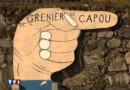Chez Capou, une exploitation agricole et un musée