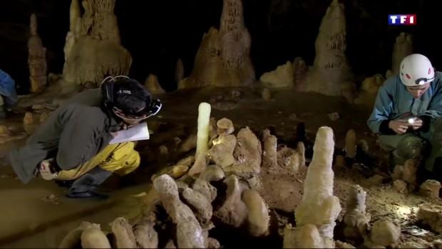Grotte de Bruniquel :