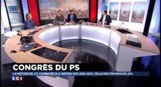 """""""Il faut que les écologistes reviennent au gouvernement"""", estime le frondeur PS Germain"""