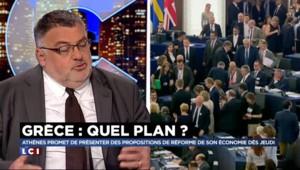 La France est-elle seule à soutenir à la Grèce ?