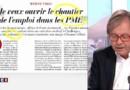 """Manuel Valls veut """"ouvrir le chantier de l'emploi dans les PME"""""""
