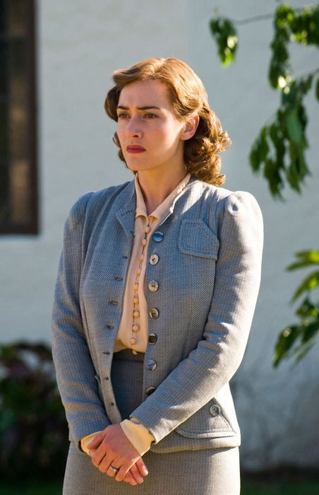 Mildred Pierce. Srie cre en 2010. Avec : Kate Winslet, Guy Pearce, Evan Rachel Wood 