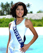Miss Mayotte 2010 - Elisabeth Ongaretto - Election candidate Miss France 2011- © SIPA - Interdit à toute reproduction, téléchargement ou stockage