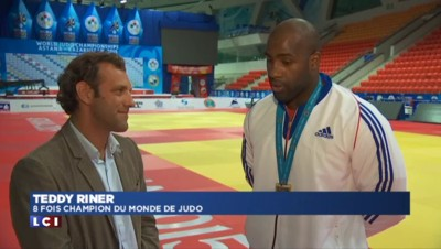 "Riner : ""Une grosse part de mental"""