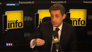 """Sarkozy: """"il n'y aura pas de ministre du Front national"""""""