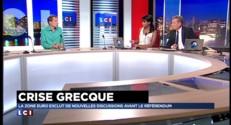 """Crise en Grèce : Tsipras """"a divisé le couple Hollande-Merkel, c'est très net"""""""
