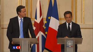 Fusillade de l'A4 : Sarkozy apporte son soutien à la police municipale