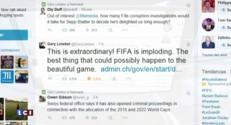 Internet se félicite des arrestations à la Fifa