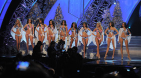 Les finalistes du Top 10 de Miss univers,  Las Vegas, le 19 dcembre 2012.