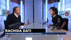 """Visite Sarkozy à Moscou : """"L'affront aurait été de ne pas répondre à l'invitation"""" pour Dati"""