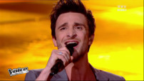 "Benjamin Bocconi interprète en direct ""Somebody to love"" de Queen"
