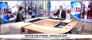 """Nicolas Bay (FN) : """"Le gouvernement utilise le terrorisme pour restreindre les libertés des Français"""""""