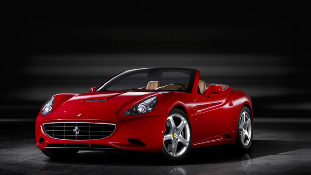 Photo 1 : Ferrari California