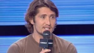 TF1/LCI : Bixente Lizarazu annonçant sa retraite prochaine sur Canal+