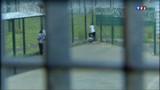 Manifestation des gardiens de prison un peu partout en France