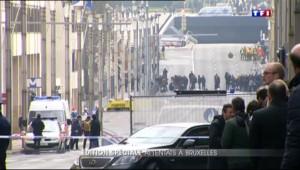 Atttentats à Bruxelles : une ville en état de siège